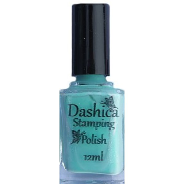 Dashica Stamping Polish - Mint
