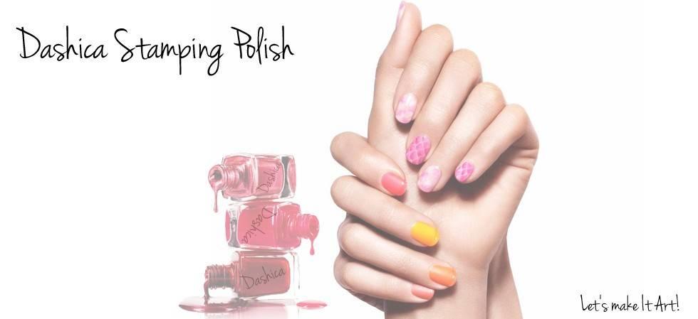 Dashica Stamping Polish