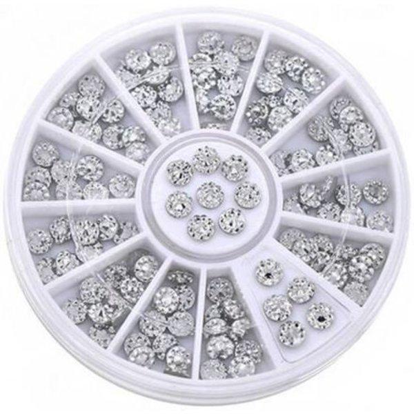 Nail Art Wheel - Bling Gems