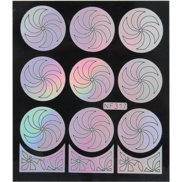 Vinyl Stickers - NF317