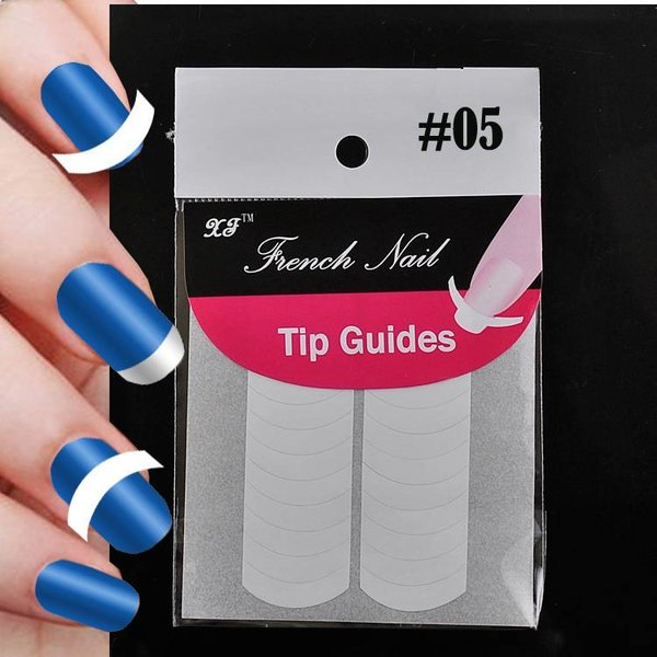 French Manicure Stickers - 05