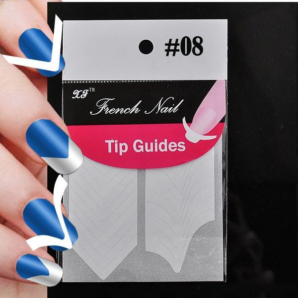 French Manicure Stickers - 03