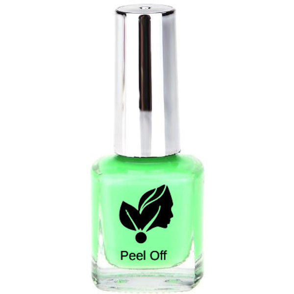 Peel Off Protection Green