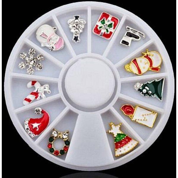 Christmas decoration luxury wheel