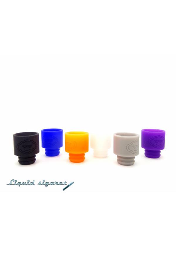 Wide Bore Silicone Driptip