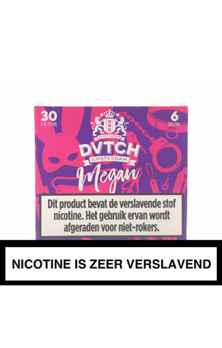 DVTCH Amsterdam Megan