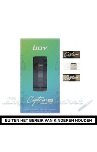 IJOY Captain Mini Subohm Tank 2ml