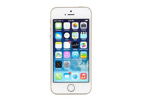 Apple 5s 32gb wit