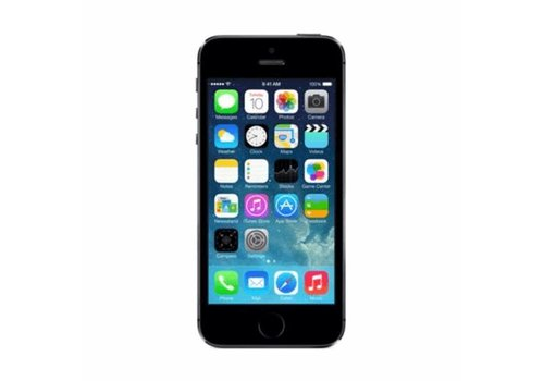 Apple 5s 64gb zwart