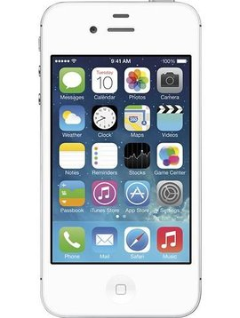 Apple 4S 16GB wit