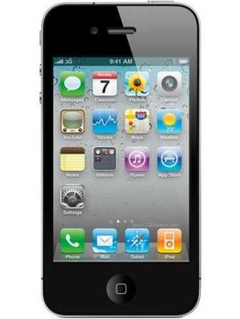 Apple 4S 32GB zwart