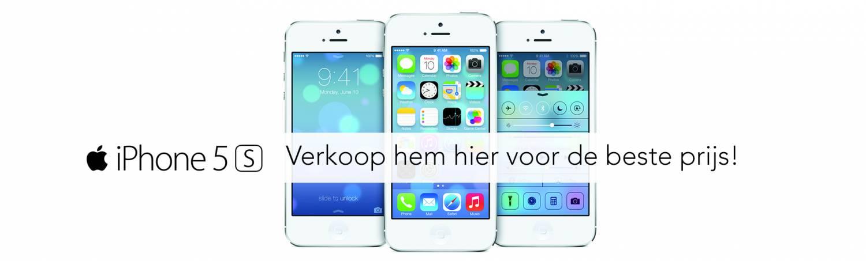 Verkoop uw iPhone 5s 16gb