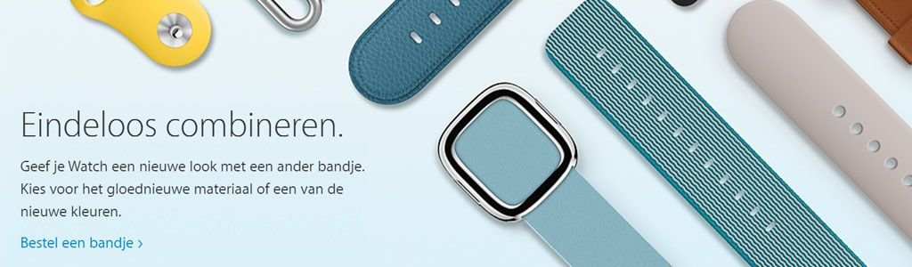 Apple Watch Bandjes
