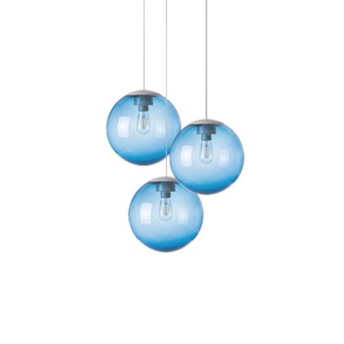 FATBOY Spheremaker - 3 sphères - Bleu