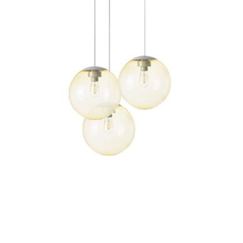FATBOY Spheremaker - 3 sphères - Jaune Clair