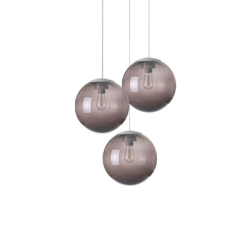 FATBOY Spheremaker - 3 sphères - Brun Foncé