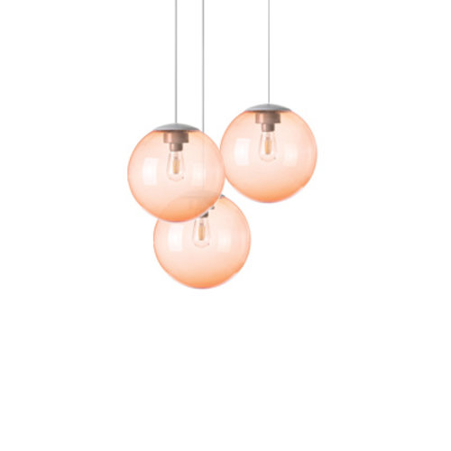 FATBOY Spheremaker - 3 sphères - Orange Foncé