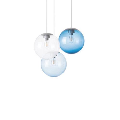 FATBOY Spheremaker - 3 sphères - Bleu Clair Bleu