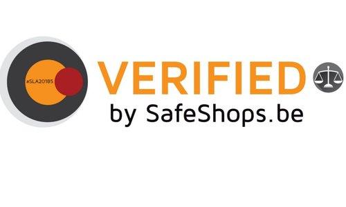 Design Originals is een Safe Shop!