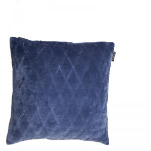 Lifestyle dascha pillow steel blue 50x50