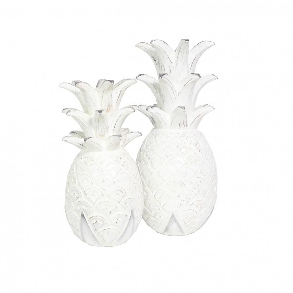 Wooden Pineapple L