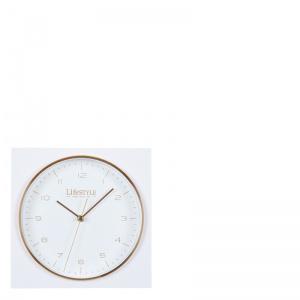 Lifestyle amsterdam table-clock white