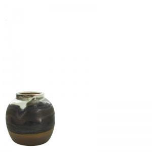 Lifestyle paesaggio vase round
