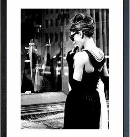 Art Collection International Fofoprint Audry-002 met lijst