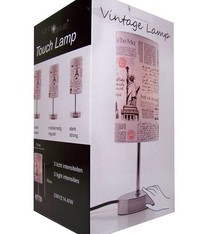 GiftsHome Touch lamp Vintage