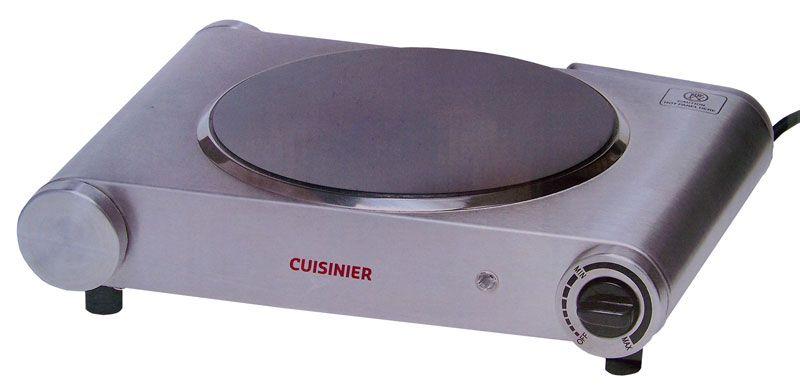 Cuisinier Exclusive Keramische kookplaat (1200W)