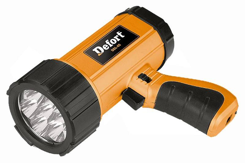 Defort LED zaklamp