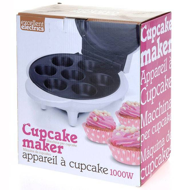 Excellent Electrics Cupcake maker