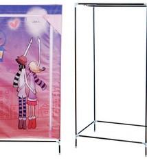 Garderobekast met (kinder)-print / hangkast