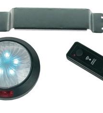 Bruder Mannesmann LED lamp met 5 LED's en afstandsbediening