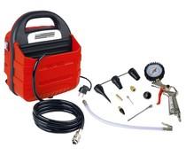 BruderMannesmann Compressor met accessoires (11 delig)
