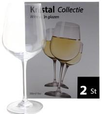 Witte wijn glazen
