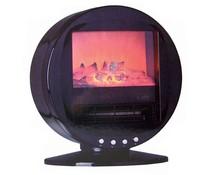 Elektrische kachel (zwart)