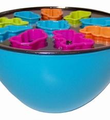 Bakset aqua (12 delig)