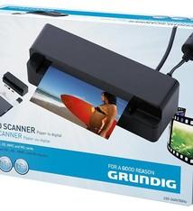 Grundig Fotoscanner van papier