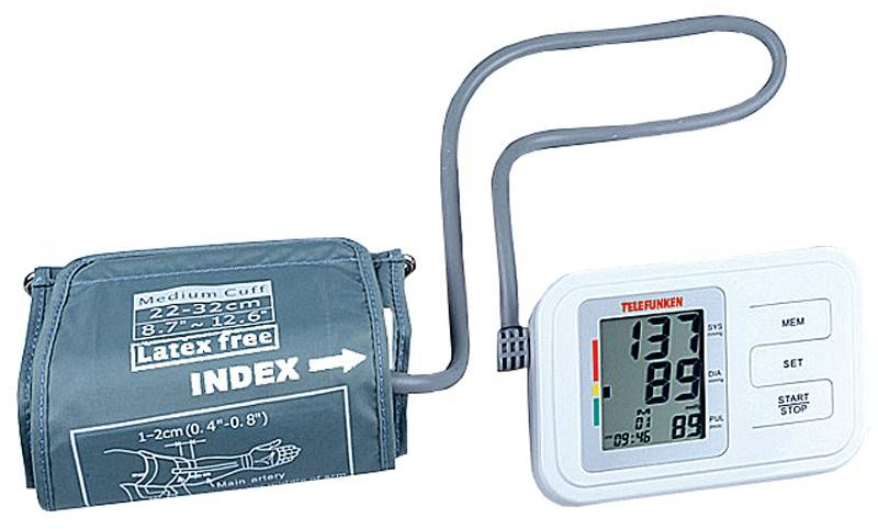 Telefunken Digitale bloeddrukmeter