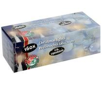 Christmas gifts Kerstverlichting ijspegels helder (160 lamps)