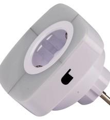 Grundig Nachtlamp met stekkerdoos en sensor (kleurverandering)