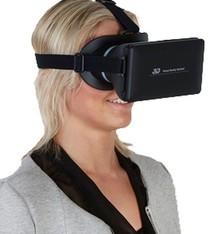 3-D Virtual reali bril