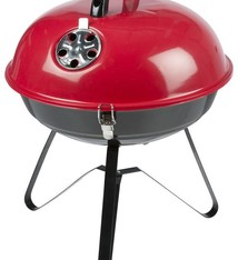 BBQ collection -Grill (36cm) rood