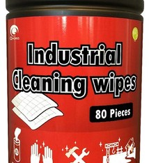 Industriele reinigingsdoekjes 20x30cm (80 stuks)