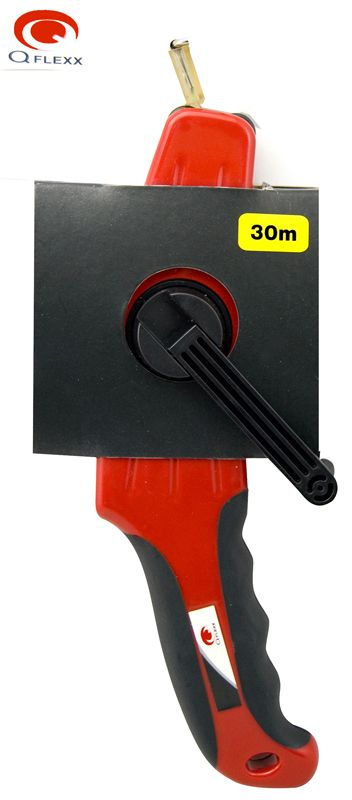 Q Flexx <br />   Stalen meetlint (30 meter)