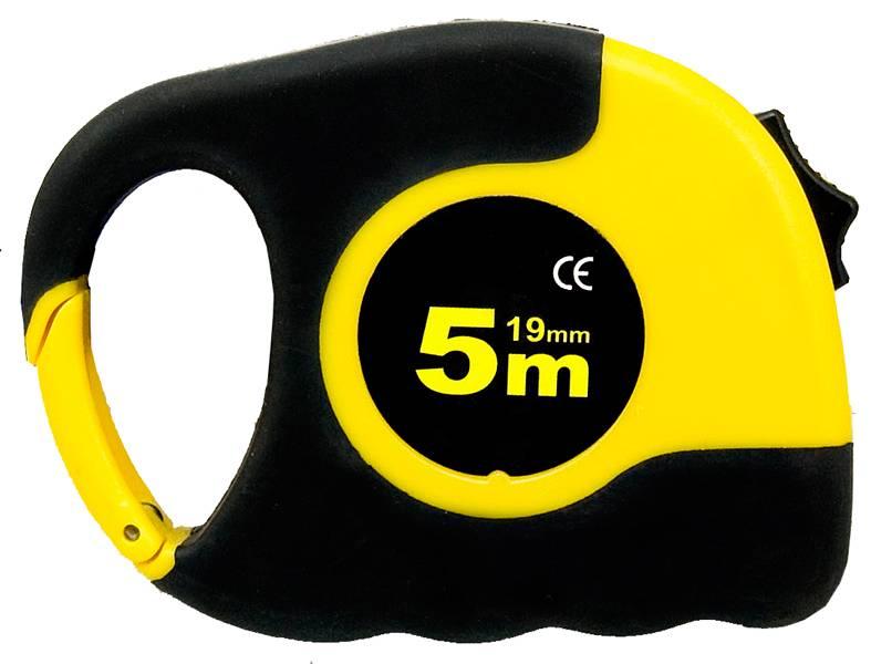 Q Flexx  Stalen rolbandmaat 5 meter (19mm)