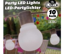 Party Lighting Party Lighting LED light white 10pcs 10LED