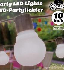 Party Lighting Party Lighting LED light white 10pcs 10LED