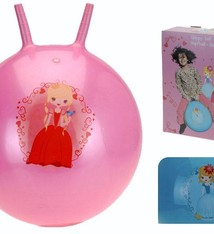 Skippybal prinses-model (2 designs)
